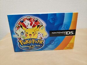 Nintendo DS Pokemon Center Poke Park *GREAT CONDITION - SCREENS EXCELLENT*