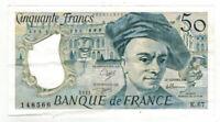 1991 France 50 Francs Note P152e VF