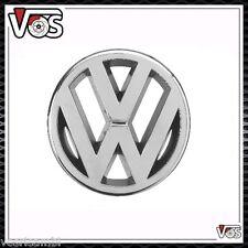 LOGO STEMMA FREGIO CROMATO ANTERIORE VOLKSWAGEN VW GOLF IV 4 97>03 1997>2003