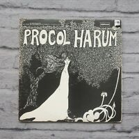 Procol Harum Vinyl LP DES 18008 1967 Deram Records Rock