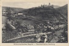 Isenburg Dierdorf AK 1932 Hotel Wiedscher Hof Sayntal Rheinland-Pfalz 1805211