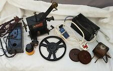 Vintage Pathescope Ace 9.5mm Projector (Un-tested - Parts)