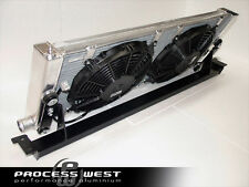 PROCESS WEST V-Mount Cooling System FOR SUBARU MY97-00 WRX / STi