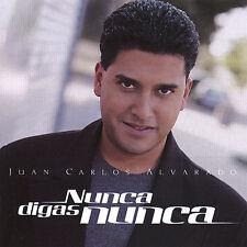 Nunca Digas Nunca- Juan Carlos Alvarado - CD de musica cristiana