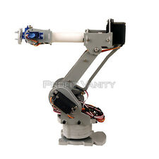 New 6-Axis Servo Control Palletizing Robot Arm for Arduino UNO MEGA2560 R3 DE.