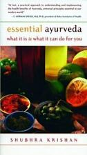 Essential Ayurveda: What It Is and What It Can Do for You-ExLibrary