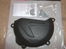 Yamaha Right Side Clutch Cover Guard Protector YZ Black YZ250 250 X 1999 - 2018