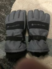 Carhart A511 Men's Insulated Work Gloves Wicking Waterproof Size L(ID43-200)