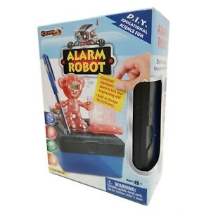 Connex Alarm Robot Clock New In Sealed Packet Box
