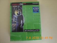 = Syndicate = amiga cd32-juego nuevo/lámina New/Sealed