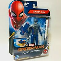 Marvel MCU SPIDER-MAN Far From Home UNDER COVER Concept Series 6in Figure Hasbro