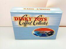 DINKY TOYS ATLAS BOITE COFFRET COLLECTOR PEUGEOT 404 OPEL REKORD BERLINE
