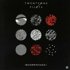 TWENTY ONE PILOTS BLURRYFACE CD 2015