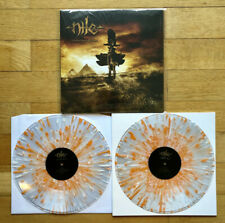 Nile - Ithyphallic 2 x LP Colored Vinyl Album - NEW DEATH METAL RECORD + BONUS