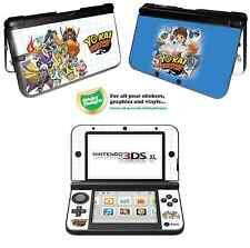 YO-Kai Orologio in Vinile Adesivo della pelle per Nintendo 3ds XL