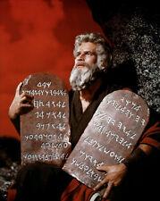 """Charlton Heston, The Ten Commandments 14 x 11"""" Photo Print"""