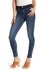55537362c0ac $248 NEW J Brand Maria - High Rise Skinny with Shadow Detail in Point Break  28
