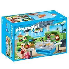 Playmobil 6672 Verano Diversión Parque Acuático Splish Splash Cafe