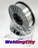 "WeldingCity Gasless Flux-Cored MIG Welding Wire E71T-11 .035"" 0.9mm 10-lb   1-pk"