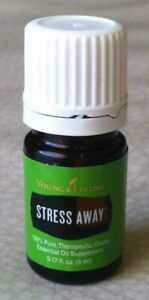 Young Living Essential Oils - Stress Away - 5 ml NEW