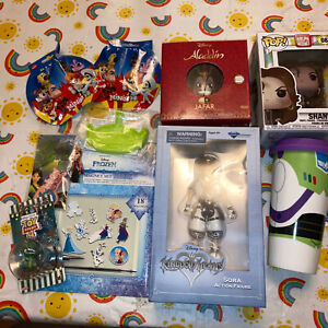 Job Lot bundle Zbox Loot Crate Geek Disney Toy Story Funko Frozen Pixar Minis