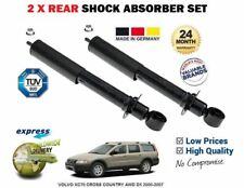 Per VOLVO XC70 CROSS COUNTRY D5 AWD 2000-2007 2x REAR SHOCK ABSORBER Shocker Set