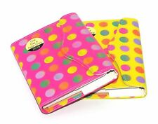 2018 A6 Day to Page Leather Organiser Appointment Office Desk Diary
