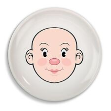Fred new by kitchenCraft Food Face Funny Plate