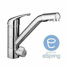 3-Wege-Armatur SIENA Chrom gee. f AMWAY eSpring Wasserfilter Dreiwege Wasserhahn