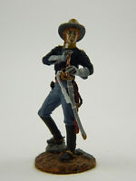 Wild west — USA, Cavalry officer of the northern states — 54 mm Lead Figure