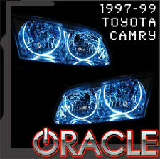 ORACLE Toyota Camry 97-99 WHITE LED Headlight Halo Angel Demon Eyes Rings