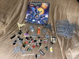 Space Marine Battleforce Lot - As Is