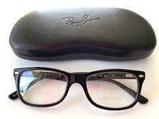 RAYBAN RB5228 Black Spectacle Frame Prescription Glasses 50/17 #17111