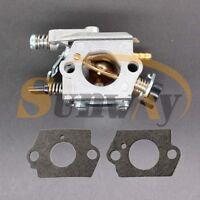 Carburateur & Joint Pour Husqvarna 50 51 55 Walbro WT-170-1 Carb 503281504
