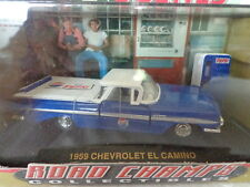ROAD CHAMPS 1959 CHEVROLET EL CAMINO PEPSI DELIVERY WITH VENDING MACHINE