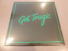 "Blood Red Shoes - Get Tragic - LP ltd.edit. black/green Vinyl + 7"" // NEU & OVP"