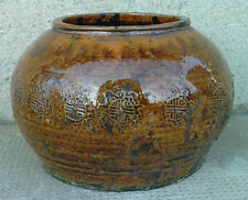 Vase terre cuite poterie Chine antique chinese pottery asian