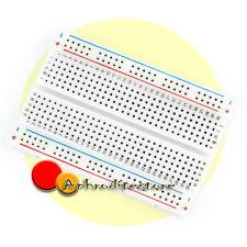 Breadboard 83x55mm 400 Punti per Arduino Raspberry DIY Robot Giochi Elettronici
