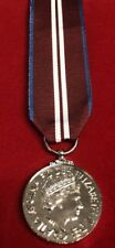 Queen's Diamond Jubilee 2012 Medal Full Size Replica Superb Quality