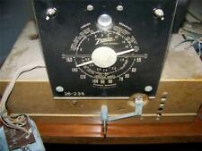 ZENITH RADIO TUNING EYE TUBE CHASSIS