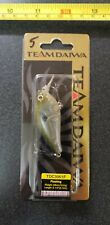 NEW OLD STOCK DAIWA TD CRANK F FISHING LURE TRANSLUCENT MINNOW