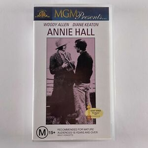 Annie Hall VHS new and sealed Woody Allen