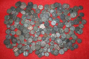 Ancient Roman empire coin unresearched unattributed nice details new listing x1