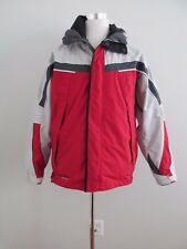 Columbia Interchange Size L Red Waterproof 3-in-1 Vertex Winter Jacket