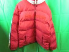 Tommy Hilfiger Reversible Men's Jacket XXL Zipper Front Ski Club