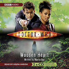 Doctor Who, Wooden Heart by Martin Day (CD-Audio, 2007) Audiobook - 2 CDs