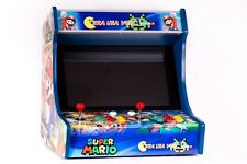 "BARTOP ARCADE 21"" WEECADE con 1299 giochi PERSONALIZZABILE"