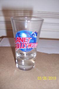 Planet Hollywood Shot Glass - Key West, Florida