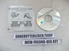 CD Indie Incredible BONGO BAND BONGO ROCK (20) canzone PROMO MR Bongo