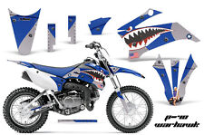 Moto Tout-Terrain Graphique Kit Décalque Autocollant Drapé pour Yamaha TTR110